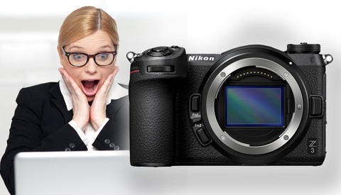 Is Nikon About to Announce a Mirrorless APS-C Camera With No Viewfinder?