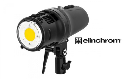 Elinchrom Announces ELM8: A Wireless Continuous LED Light