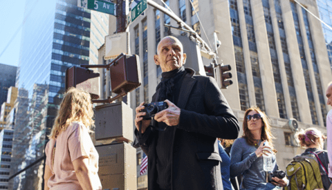 Fstoppers Reviews Masters of Photography: Joel Meyerowitz