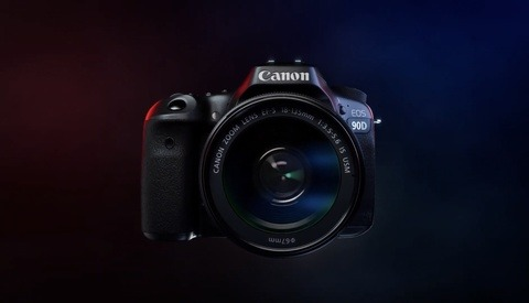 Canon Announces the EOS 90D APS-C DSLR Camera