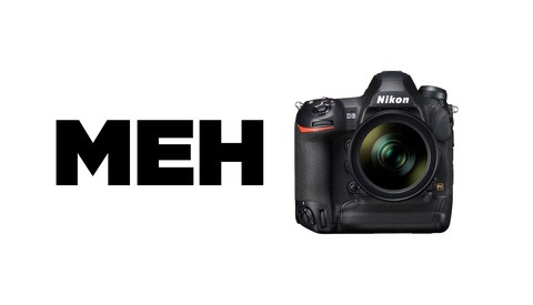 Nikon D6: The Best Camera Nobody Cares About
