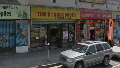 Grammy-Winning Musician Helps Put Struggling LA Photo Lab Back on the Map, Posts Dreamy Portraits Taken by Owner