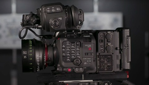Canon Announces Its Newest Cinema Camera: C500 Mark II