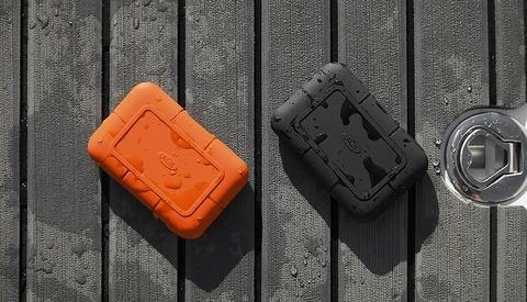 Three New Rugged LaCie External SSD Drives Announced