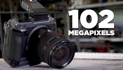 Is 100MP Overkill? Testing the FUJIFILM GFX 100