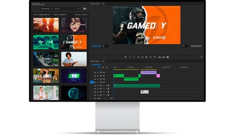 Motion Array Releases a New Extension for Adobe