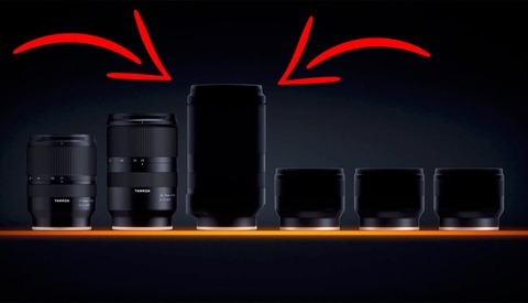 Is Tamron About to Announce a 70-180mm f/2.8 Lens for Sony Full-Frame Cameras?