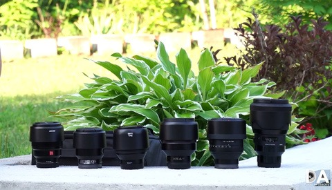 A Huge Comparison of 85mm Lenses for Sony Full Frame Cameras