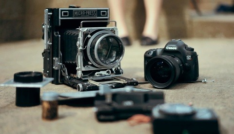 Large Format Is Still Completely Unrivaled: Canon 5DS R Versus 4x5 Large Format Film