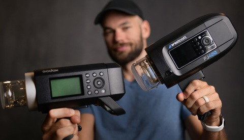 Westcott FJ400 Versus Godox AD400 Pro: The New Best Value Strobe