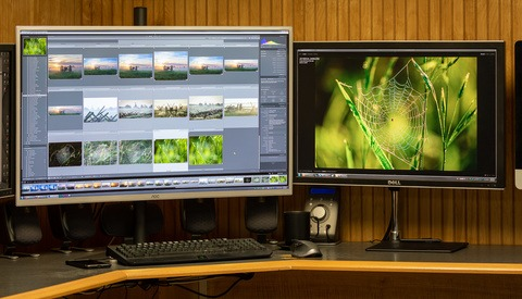 Using Lightroom Classic's Secondary Display to Be More Productive