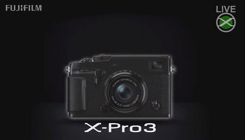 Fuji Announces Development of X-Pro3 With Unique Features Like Hidden Display