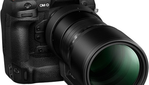 100 Years of Photographic History for Olympus