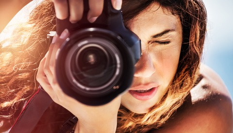 Are You Just Happy Taking Pictures or Do You Want to Improve?