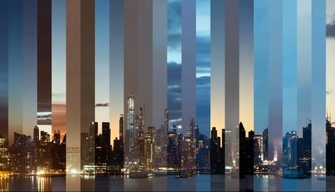 The 30-Year Time-Lapse Project of New York City