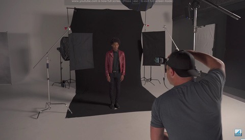 How to Build a Three-Light Setup for Portrait Photography