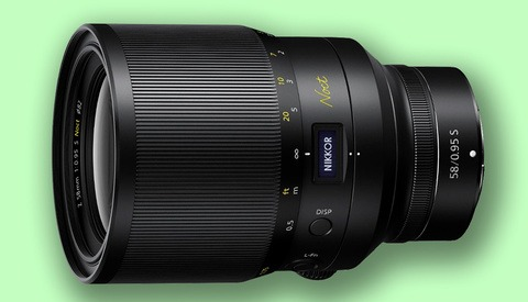 Nikon Announces the 58mm f/0.95 Noct: A Crazy Lens With a Crazy Price Tag