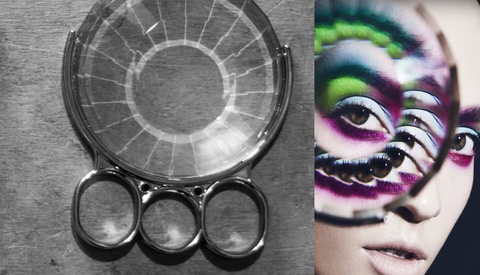 Getting Creative in the Studio: How Lindsay Adler Used Fractal Filters to Create a Surreal Beauty Image