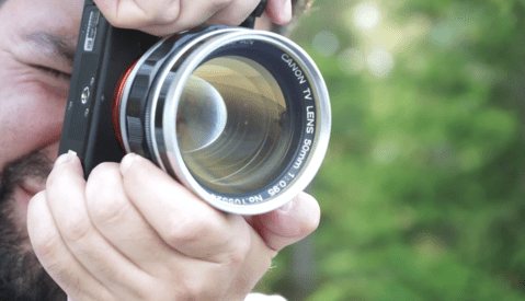 Shooting Portraits With the 'Dream' f/0.95 Lens That Canon Created as a Gimmick in the 1960s
