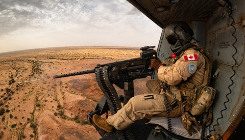 Hanging From Helicopters: Fstoppers Interviews Aviation Photographer Lloyd Horgan