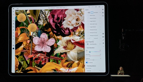 Adobe 'Aggressively' Working on Photoshop for iPad