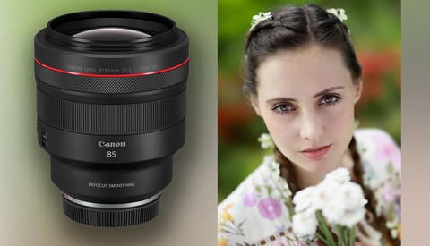 More Bokeh but Less Light? Canon's Most Expensive 85mm Prime Just Got More Expensive