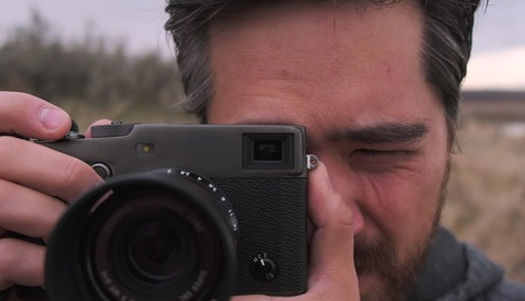 A First Look at the Fujifilm X-Pro3 Camera