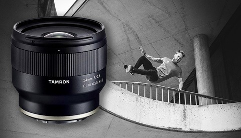Disappointed by Tamron's f/2.8 Primes for Sony? Don't Worry: There's f/2.0 Glass in the Pipeline