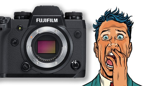 Is Fuji About to Cancel the X-H2 and Ditch the Entire X-H Line of Cameras?