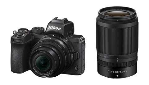 A First Look at the Cheap and Portable Nikon Z 50