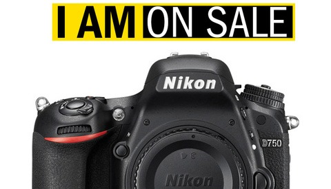 Check out This Nikon D750 for Under $1,000