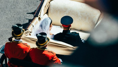 Royal Photographer Reveals the Story of How He Was Booked, Timeframe He Had to Shoot Wedding Portraits