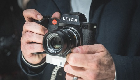 How I Broke the New Leica SL2 and Why I Think It's Amazing