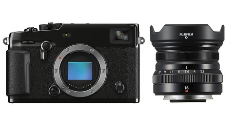 [Winner Announced] Giveaway: X-Pro3 Camera (Black) and a XF 16mm f2.8 Lens - $2,199 Value