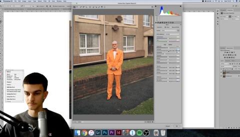 Photographer Walks You Through How He Edits Film Photos