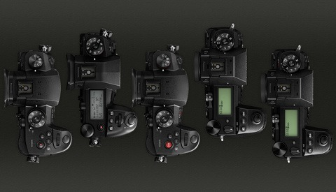 Panasonic to Release Major Firmware Updates to Lumix S1R, GH5, GH5S, and G9 Cameras