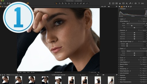 Capture One Is Simple: Here Is a Quick Start for the Interface and Navigation