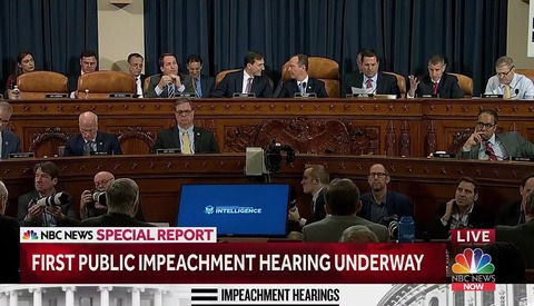 Trump Impeachment Hearing Shows More Photographers Switching to Mirrorless and One Even Using a Large Format Film Camera