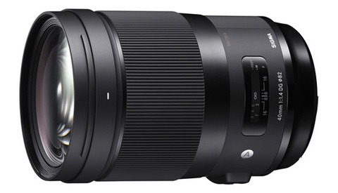 A Review of the Sigma 40mm f/1.4 DG HSM Art Lens