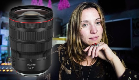 A Review of Canon's New RF 24-70mm f/2.8L for Full-Frame Mirrorless Cameras