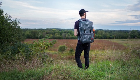 HEX Cinema Backpack Review: A Bag to Fit Your Camera and Your Camera's Camera