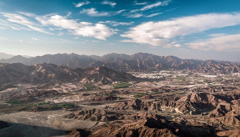 Stunning Drone Imagery Shows UAE Has Much More Than Skylines