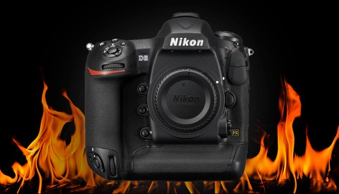 The Nikon D6 Could Be Announced in February With These Specifications