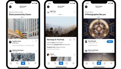 500px Makes Some Controversial Updates to Their Terms of Service