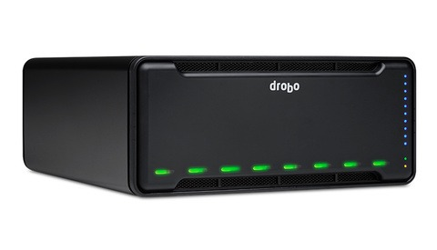 Want Backup Reliability You Don't Have to Think About? Consider Drobo