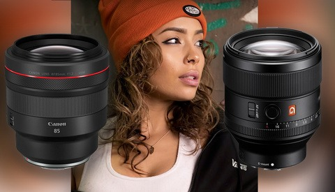 Sony Versus Canon: How Does the Sony 85mm f/1.4 Compare to the Canon RF 85mm f/1.2?