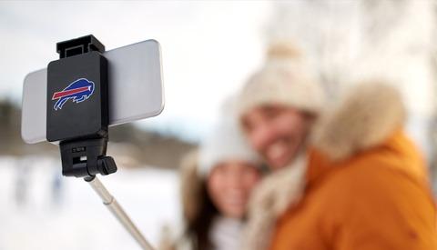 Buffalo Bills Quarterback Lands Blurry Selfie in Prestigious Art Gallery