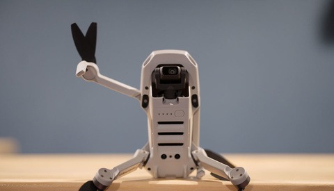 Fstoppers Reviews the DJI Mavic Mini Drone