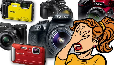 Why Do Cameras All Have Such Stupid Names?