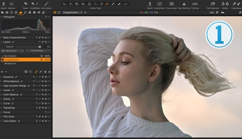 Dodging and Burning in Capture One 20: How to Do It and Why It's Great